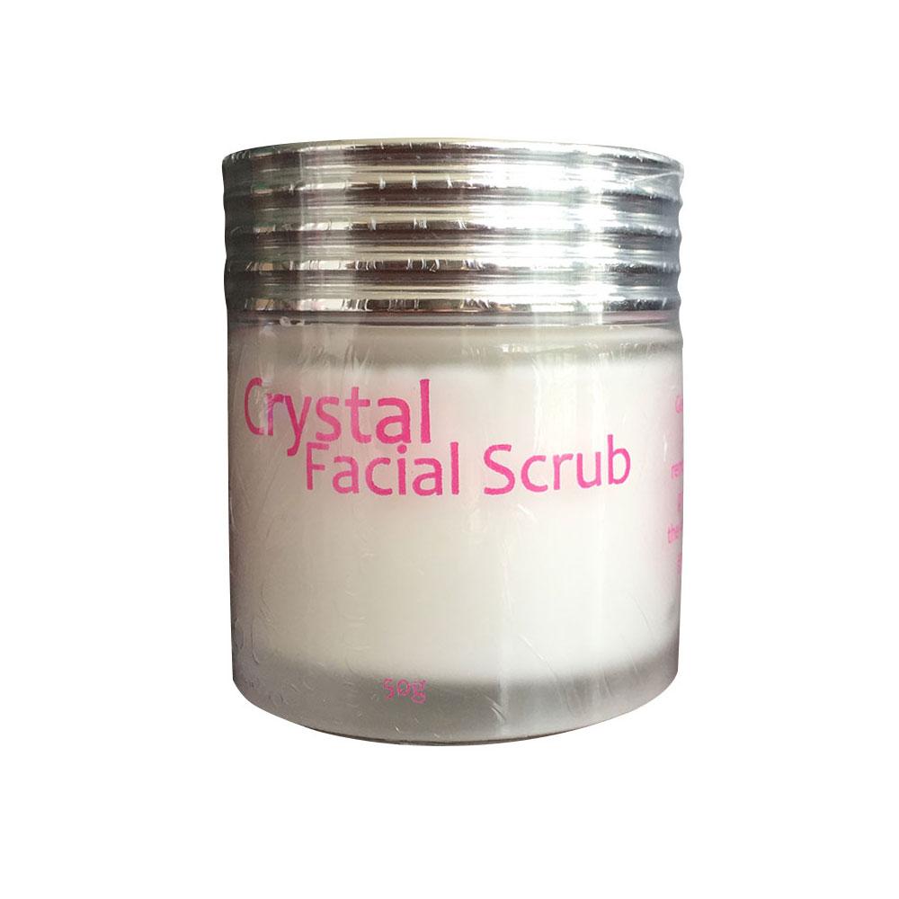 Crystal Facial Scrub