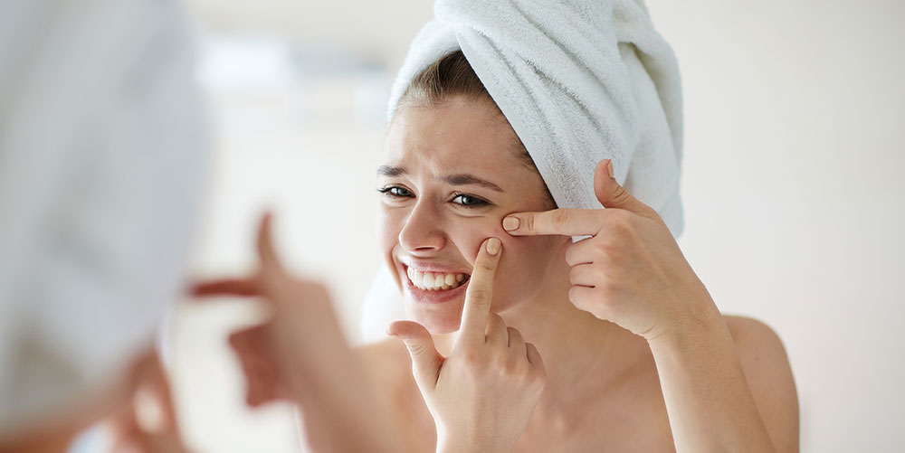 3 Terrifying Effects of Popping Pimples